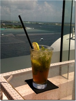 Traders Hotel Male Innocent Mojito