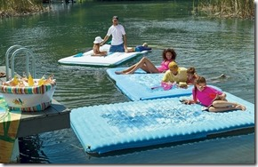 Turbo rafts