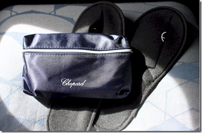 Turkish Airlines - complementary bag