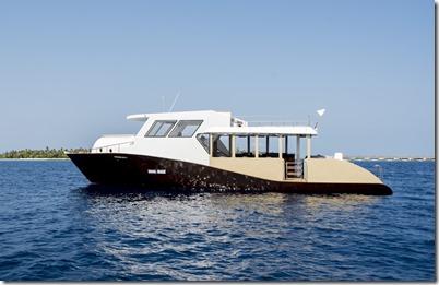 Velaa - Dhana boat
