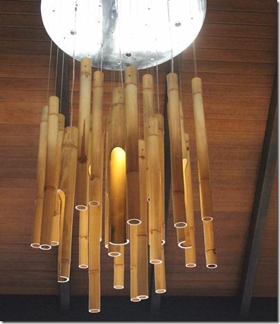 Velaa - bamboo chandelier