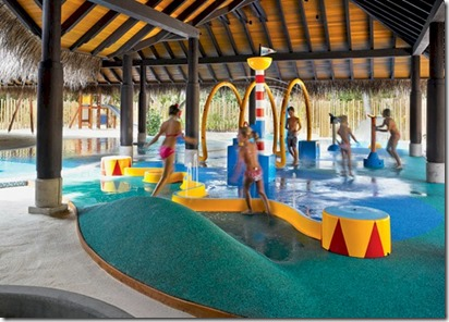 Velaa - kids water pavillion