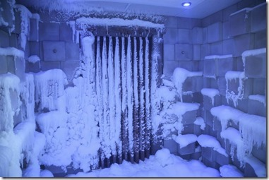 Velaa - snow room 1