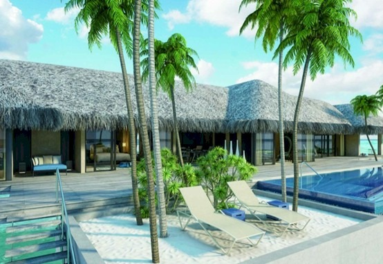 Best of the maldives over water beach velaa maldives for Palm tree villas 1