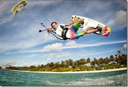 Velassaru - jumping