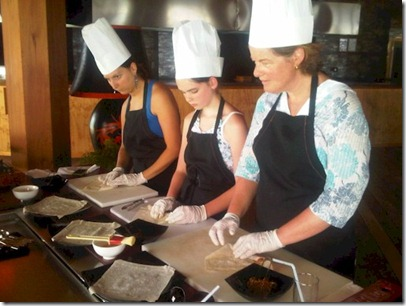 Vilamendhoo cooking class