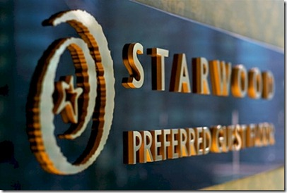W Retreat Starwood Preferred Guest