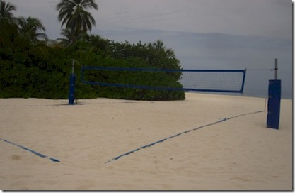 W Retreat beach volleyball
