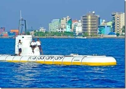 Whale Submarine 1