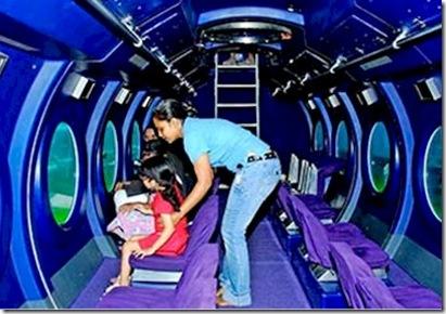Whale Submarine 2