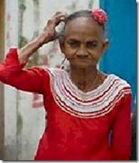 Centara Ras Fushi - Giraavaru woman