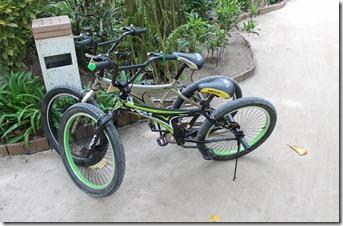 JA Manafaru - sand bikes kids