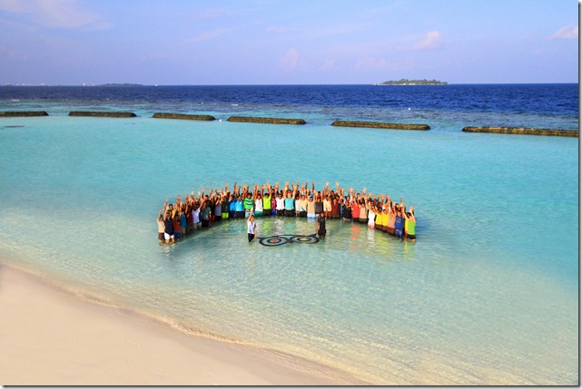 Kurumba - Trip Advisor lagoon
