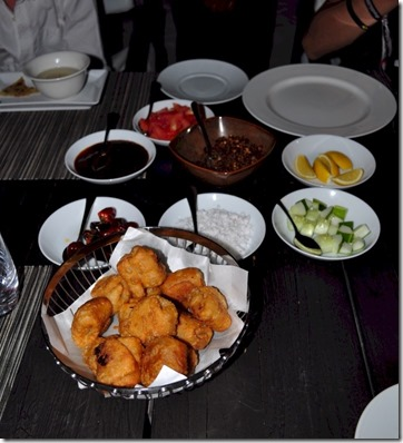 Park Hyatt Hadahaa - Maldivian feast 2
