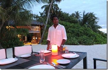 Park Hyatt Hadahaa - Maldivian feast
