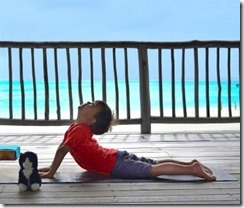 Six Senses Laamu - child wellness 1