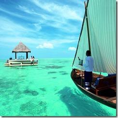 Taj Exotica - Ocean Pavillion