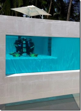 NIYAMA - float centre for dive training