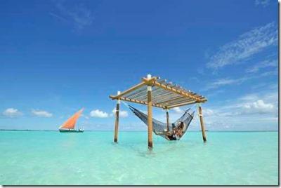 Ayada - lagoon hammock