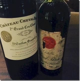 Cheval Blanc Randheli - Chateau Cheval Blac 1ere Grand Cru Classe