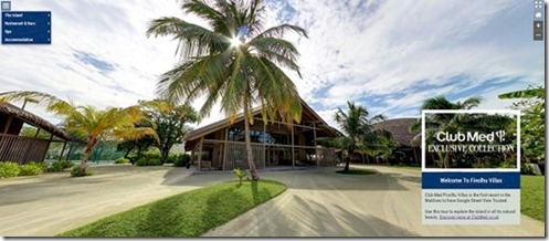 Club Med Finolhu Villas - street view