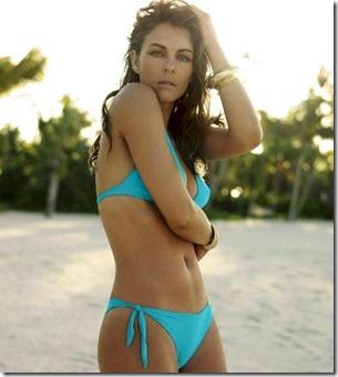 Huvafenfushi - Liz Hurley
