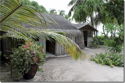 JA Manafaru - village
