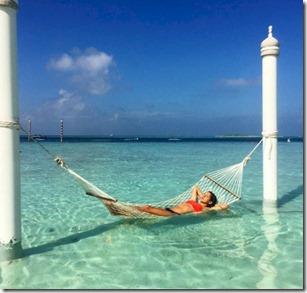 Nika - lagoon hammock