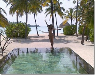 One & Only Reethi Rah - Holly Valance