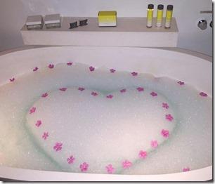 Cheval Blanc Randeli tub