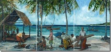 Hideaway Beach - Maldives art 2