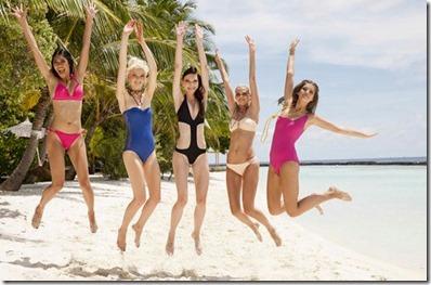 Kurumba - Next Top Model Finalists - leap
