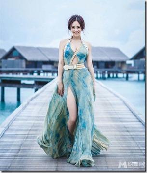 LUX Maldives - Liu Yun