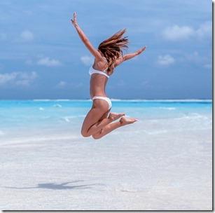 LUX South Ari Atoll - Gökçen Arikan - leap