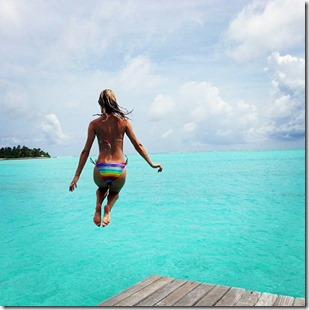 One and Only Reethi Rah - Jennifer Hawkins - leap