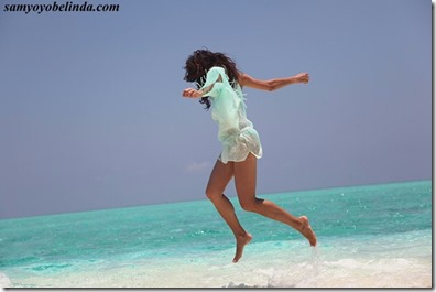 Six Senses Laamu - Belinda Young - leap