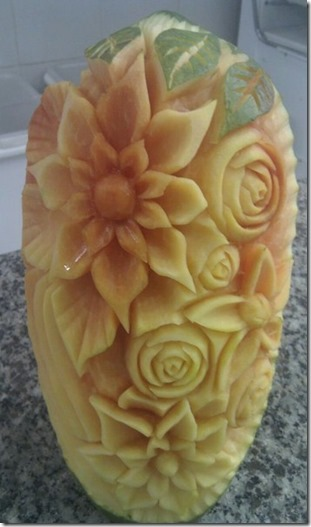 Paradise Island - flower melon