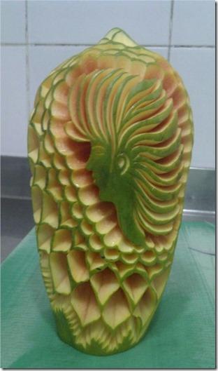 Paradise Island - melon profile