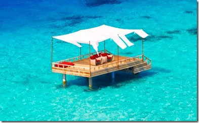 Baros - lagoon deck