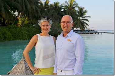 Kurumba - Jason and Victoria Kruse