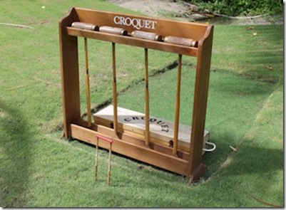 One and Only Reethi Rah - croquet