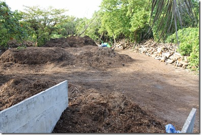 Soneva Fushi composting 2