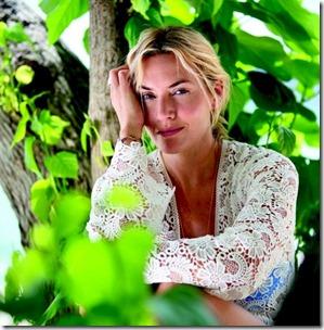 Amilla Fushi - Kate Winslet greenery