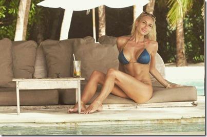 Gili Lankanfushi - Nataly Parafieva lounger