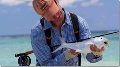 Hideaway Beach - fly fishing