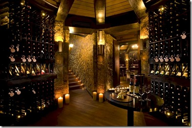 JA Manafaru - underground wine cellar 2