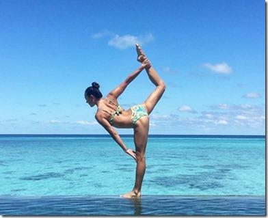 Ayada - Dannielle Blaker yoga