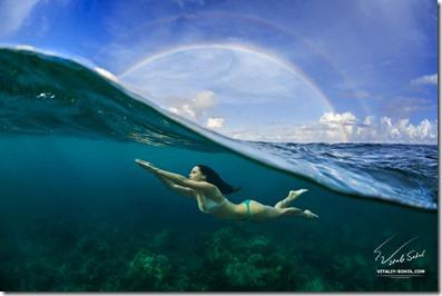 Dhigurah - Ekaterina Vladi underwater