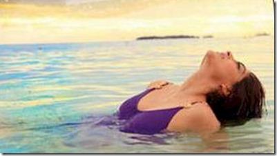 Jumeirah Vittaveli - Sonam Kapoor social media