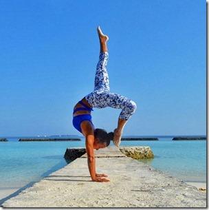 Kurumba - Gemma Cheung yoga